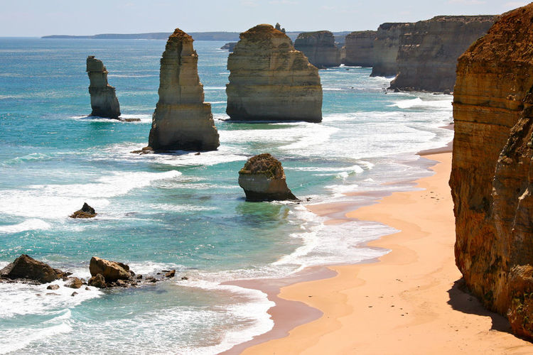 "The Postcard ""The Twelve Apostles"" (image)"