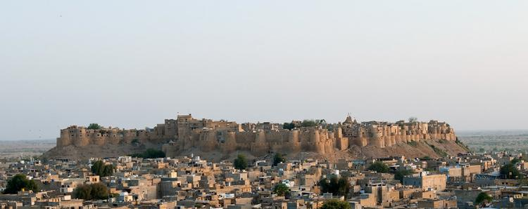 "Jaisalmer Fort - The ""Sonar Quila "" (image)"