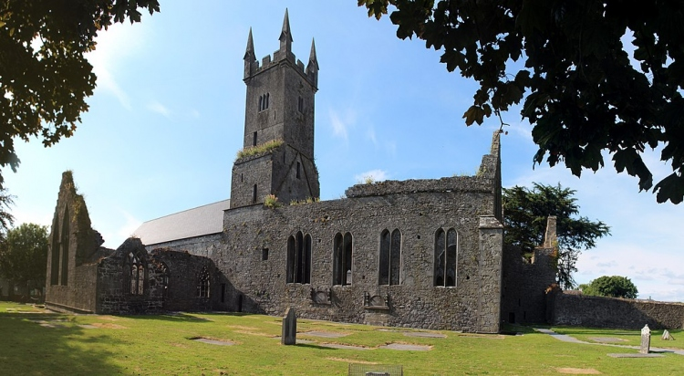County Clare - Ennis Friary - 20180705184520