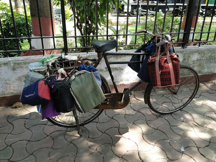 Dabbawallah bicycle