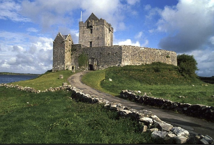 Dunguaire Castle - Ireland 1996