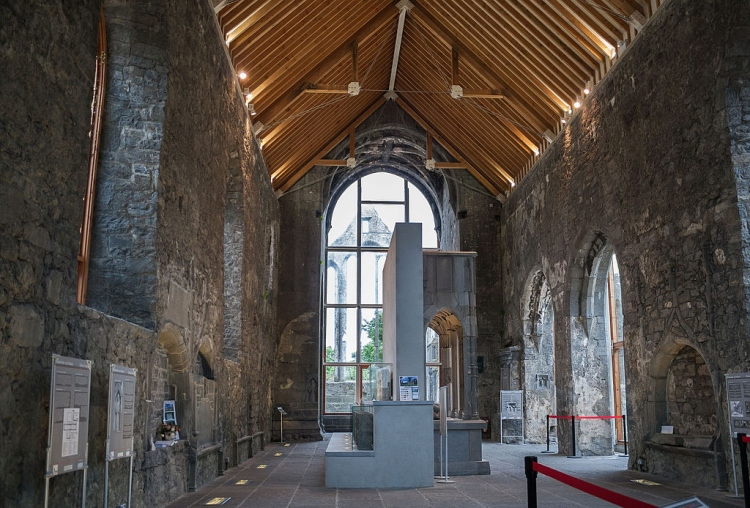 Ennis Friary Nave 2015 09 03