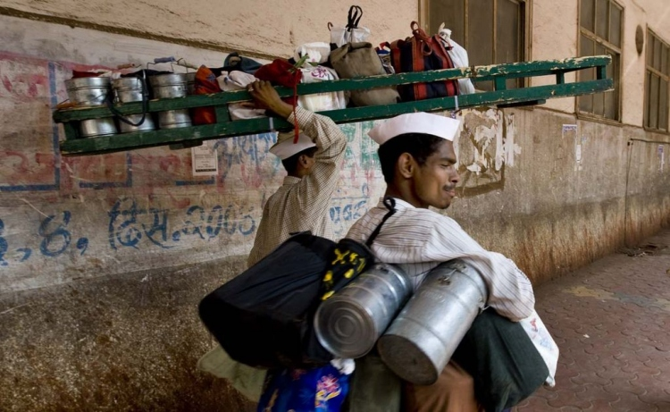 Mumbai Dabbawala or Tiffin Wallahs- 200,000 Tiffin Boxes Delivered Per Day