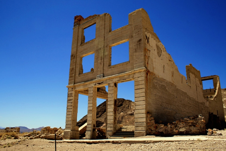 Rhyolite Cook Bank