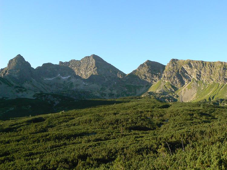 Good morning Tatras! (image)