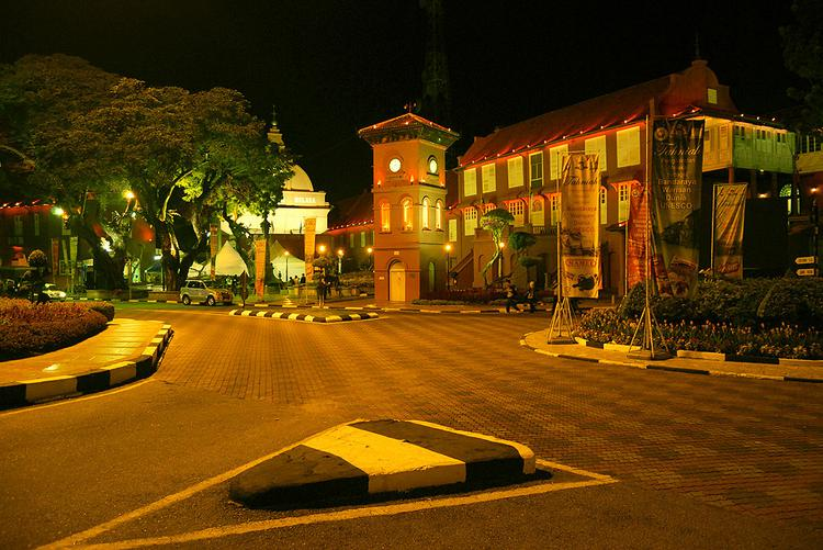 Stadthuys at Night (image)