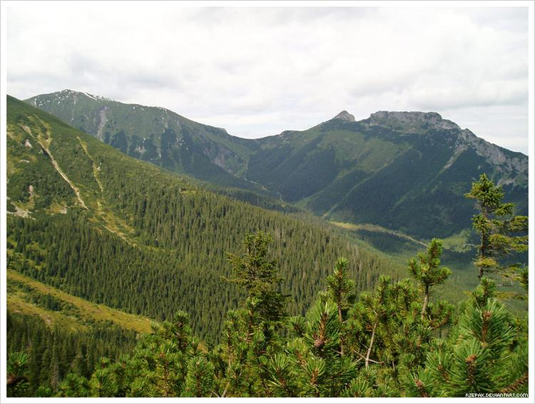 The Tatra Mountains 01 (image)