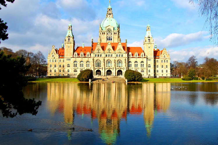 Neues Rathaus - Hannover (image)