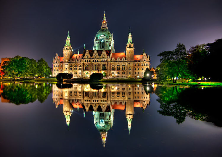 Hannover Rathaus (image)