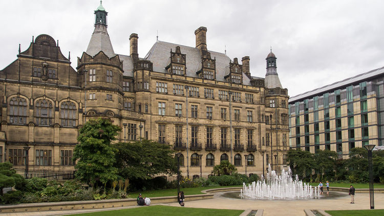 Peace Gardens, Sheffield (image)